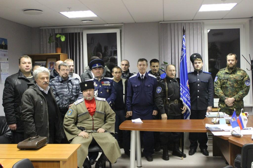 Казаков в Санкт-Петербурге не пригласили обеспечивать правопорядок во время ЧМ-2018
